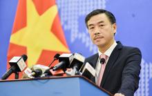 Việt Nam lên tiếng về dự luật cho phép cảnh sát biển Trung Quốc sử dụng vũ khí