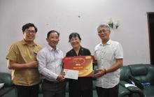 Mai Vàng nhân ái thăm nghệ sĩ múa Nguyễn Anh Đào và Tô Minh Nhật