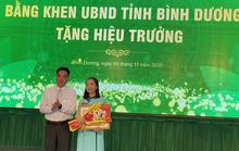 Hiệu trưởng Trường ĐH Kinh tế - Kỹ thuật Bình Dương được chủ tịch UBND tỉnh tặng bằng khen