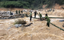 Tiếp tục tìm kiếm 17 người mất tích ở Trà Leng, Phước Lộc