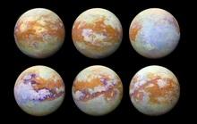 Sốc: Vật liệu sự sống xuất hiện ở 9 nơi trên thế giới ngoài hành tinh