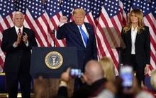 CNN: Bà Melania Trump khuyên chồng chấp nhận thất bại