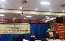 Hội nghị tập huấn bồi dưỡng kiến thức quốc phòng- an ninh