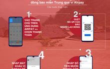 Hỗ trợ miền Trung: Báo Người Lao Động và AirPay mở kênh quyên góp mới