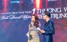 MC Anh Quân, diễn giả Thi Thảo dẫn dắt thành công đêm nhạc, quyên góp gần 4 tỉ đồng