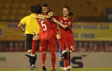Đội nữ TP HCM bảo vệ thành công ngôi vô địch quốc gia