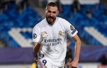 Benzema lập kỷ lục, Real Madrid ngoạn mục vượt vòng bảng Champions League