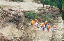 Phát hiện bộ xương người nghi nạn nhân sạt lở núi ở Quảng Nam