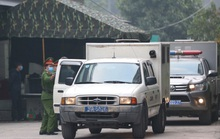 Ghi nhận bên ngoài tòa án xử ông Nguyễn Đức Chung