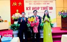 Quảng Ngãi có Phó Chủ tịch UBND tỉnh 45 tuổi