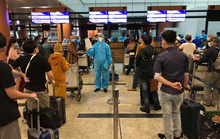 Dịch Covid-19: Ba chuyến bay đưa người Việt Nam về nước