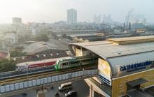 Đường sắt Cát Linh - Hà Đông chạy thử nghiệm cả hệ thống