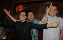 Nghệ sĩ Việt đã viết gì sau tang lễ nghệ sĩ Chí Tài?