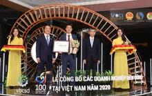 Amway Việt Nam  có mặt trong top 100 doanh nghiệp phát triển bền vững tại Việt Nam