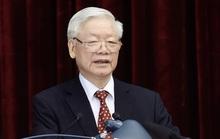 Khai mạc Hội nghị Trung ương 14, giới thiệu nhân sự tham gia Bộ Chính trị, Ban Bí thư khóa XIII