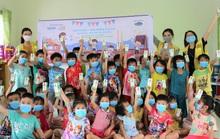 CapitaLand trao tặng hơn 64,000 ly sữa cho trẻ mầm non và tiểu học