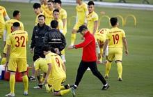 HLV Park Hang-seo đổi chiến thuật