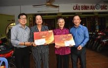 Mai Vàng nhân ái thăm nghệ sĩ Diễm Kiều và Kiều Phượng Loan