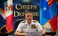 """Đô đốc Mỹ """"nóng mặt"""" vì Trung Quốc hủy họp không lý do"""
