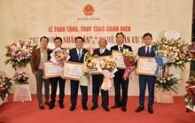6 nghệ nhân PNJ được phong tặng danh hiệu Nghệ nhân ưu tú ngành kim hoàn
