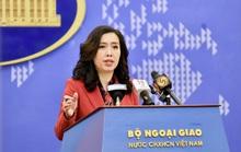 Việt Nam lấy làm tiếc việc Mỹ trừng phạt một công ty