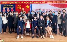 Tập đoàn CJ tặng học bổng cho học sinh, sinh viên tỉnh Lâm Đồng
