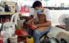 Thi thợ giỏi ngành da giày