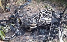 5 đối tượng cả gan đốt rụi 5 xe máy của cán bộ bảo vệ rừng