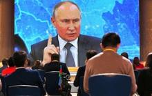 Tổng thống Putin nói về vụ Navalny: Đặc nhiệm Nga mà ra tay thì xong rồi