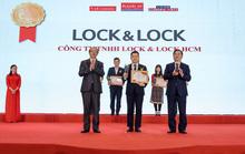 Thương hiệu gia đình LOCK&LOCK được vinh danh Top 10 sản phẩm - dịch vụ tin dùng năm 2020