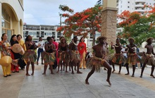 Đặc sắc lễ kỷ niệm 45 năm quan hệ Việt Nam - Mozambique tại châu Phi