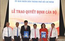 Trao quyết định của Thủ tướng phê chuẩn kết quả bầu 2 phó chủ tịch UBND TP HCM