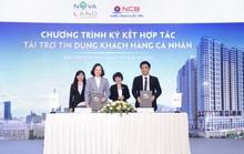 NCB tài trợ tín dụng khách hàng cá nhân mua dự án của Novaland