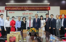 Ngân hàng Shinhan hợp tác với nhiều đối tác