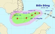 Áp thấp nhiệt đới vào Biển Đông, cả Nam bộ bị ảnh hưởng