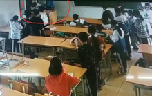 Khởi tố phụ huynh xông vào trường đánh học sinh lớp 6 ở Điện Biên