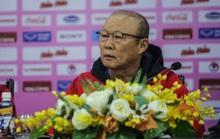 HLV Park Hang-seo nói chưa biết ai hơn ai trước trận tuyển Việt Nam - U22 Việt Nam