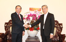 Bí thư Thành ủy Nguyễn Văn Nên gửi lời tri ân Tòa Tổng Giám mục TP HCM