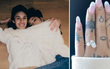 Nữ ca sĩ Ariana Grande thông báo đính hôn