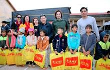 Trái tim nhân ái trao quà cho bà con nghèo tại tỉnh Đắk Nông