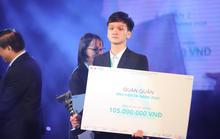 Ngô Hưng Thế Anh giành giải quán quân Ứng viên tài năng năm thứ 10