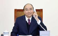 Thủ tướng Nguyễn Xuân Phúc trao đổi với Tổng thống Mỹ Donald Trump về thao túng tiền tệ