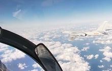 Chiến đấu cơ Nhật - Hàn xuất kích kè sát máy bay ném bom Nga - Trung