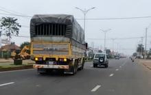 Xe chở quá tải, tài xế không chấp hành hiệu lệnh bị phạt nặng