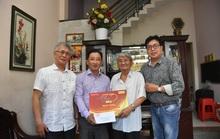 Mai Vàng nhân ái thăm hai NSƯT Tạ Hiền Minh và Bùi Xuân Hanh