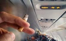 Chây ì nộp phạt lỗi hút thuốc trên máy bay, nam hành khách bị cấm bay