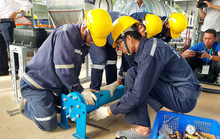 Hội thi thợ giỏi ngành cấp nước