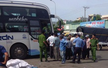 Nam thanh niên tử vong bất thường trên chuyến xe khách đường dài
