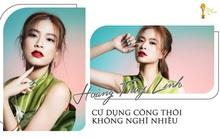 [eMagazine] Ca sĩ Hoàng Thùy Linh: Cứ dụng công thôi, không nghĩ nhiều