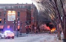Mỹ: Phát hiện đáng ngờ trong vụ nổ ở TP Nashville